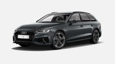 Audi A4 Avant 35 TDI Black Edition S Tronic