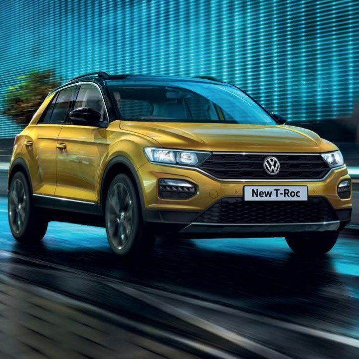 New Volkswagen T-Roc
