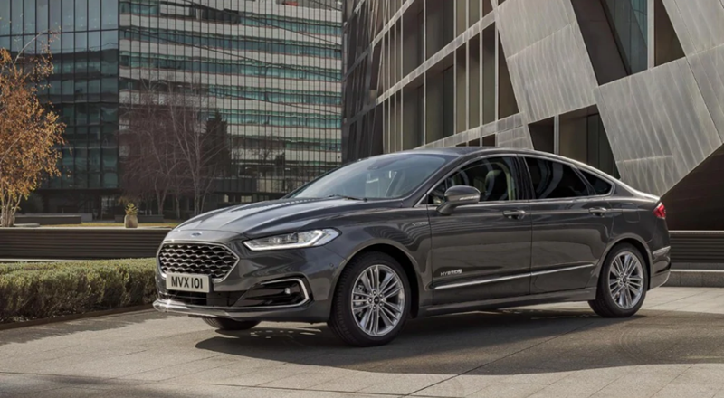 New Ford Mondeo Offer