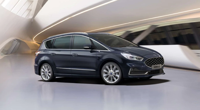 Ford S-Max Offer