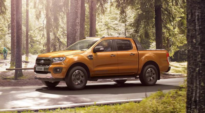 Ford Ranger Wildtrak Offer