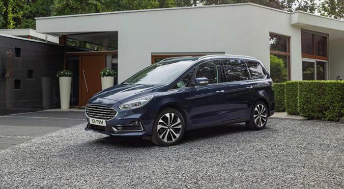 Ford Galaxy Offer