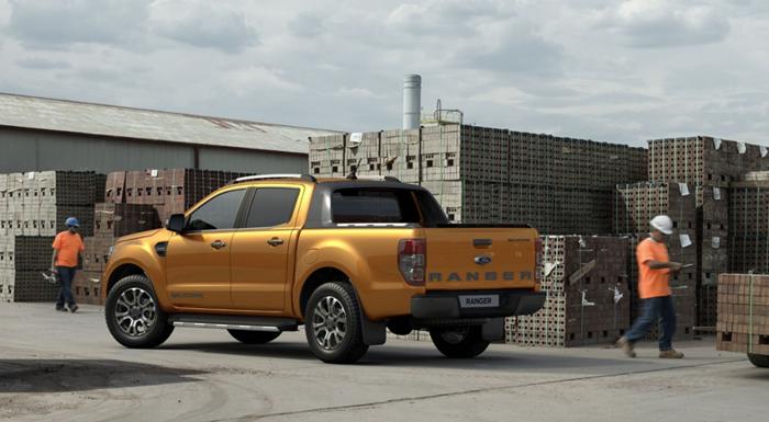 Ford Ranger Business Offer