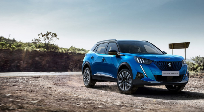 All-New Peugeot 2008 SUV Offer