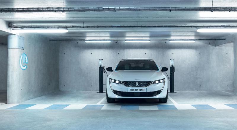 Peugeot 508 Plug-In Hybrid Offer