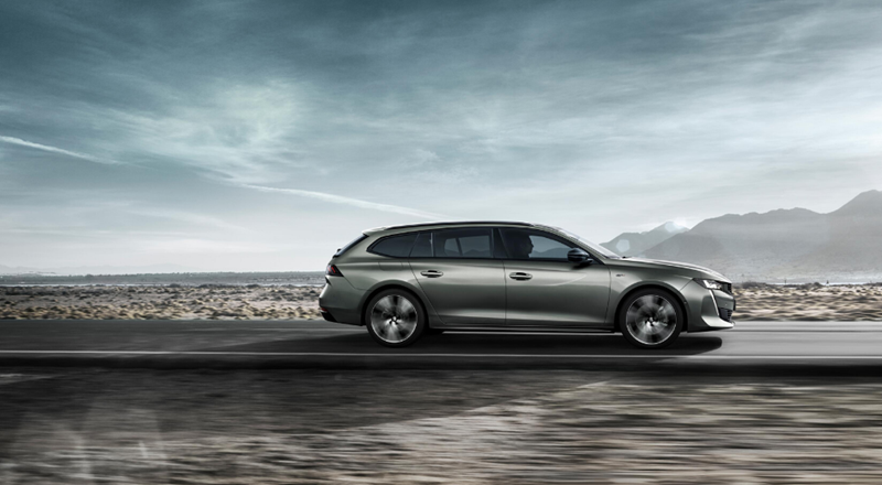All-New Peugeot 508 SW Offer