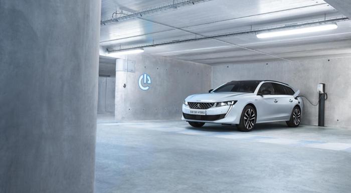 All-New Peugeot 508 SW Plug-in Hybrid Offer