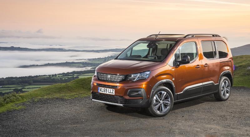 Peugeot Rifter Offer