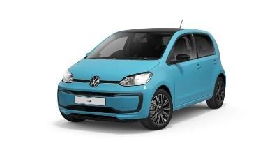 Volkswagen up! Black Edition 1.0 60PS 5DR Manual