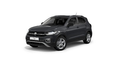 Volkswagen T-Cross SEL 1.0 TSI 115PS Manual