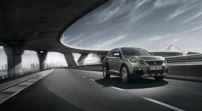 Peugeot 3008 SUV Business Offer