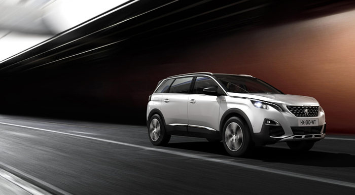 Peugeot 5008 SUV Business Offer