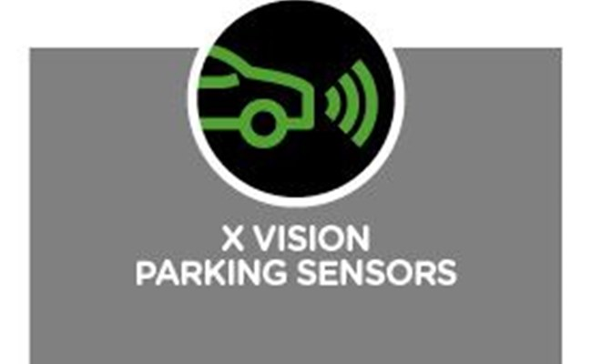 X Vision Parking Sensors
