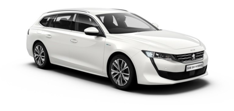 All-New Peugeot 508 SW GT Line HYBRID 225 e EAT8 Business Offer
