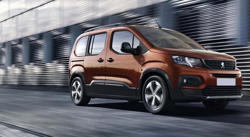 Peugeot Rifter Business Offer
