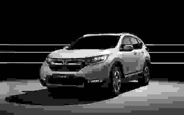 Honda CR-V Offers - SUV EVENT