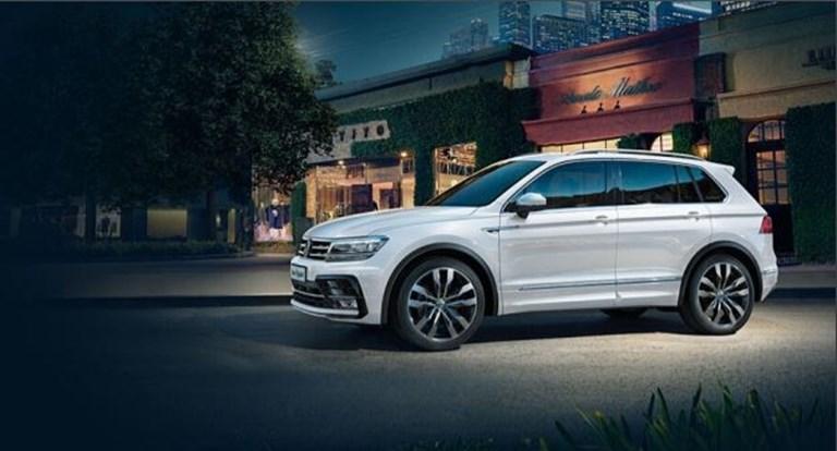 New Volkswagen Tiguan Offer