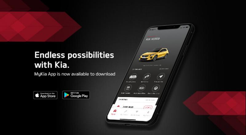 MyKia App