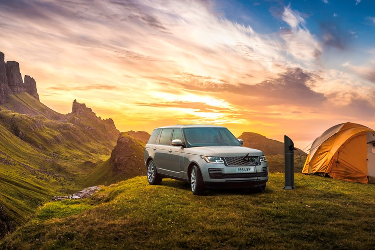 Why you might consider a Range Rover plug-in luxury 4x4