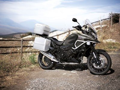 Honda - VFR1200X Crosstourer Offers