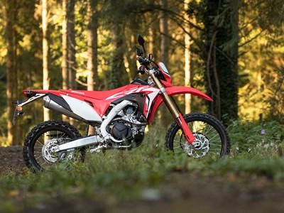 Honda CRF 450L Offers