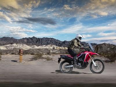 Honda - CRF250 Rally Offer