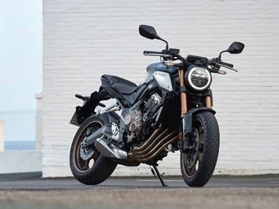 Honda - CB650R Offes