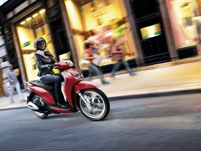 Honda - SH 125 Mode Offers