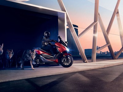 Honda - NSS 125 FORZA Offers