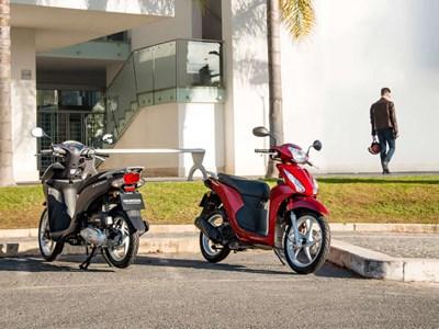 Honda  - Vision 110 Offers