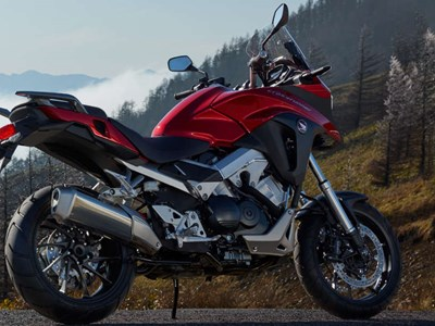 Honda - VFR800X Crossrunner Offers