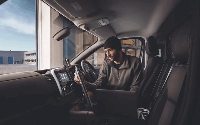 Renault Motability - Trafic