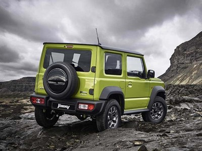 Suzuki Jimny Offer