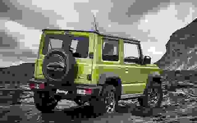 Suzuki Jimny Offer