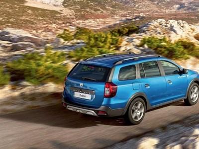 Dacia Logan MCV Stepway Offers