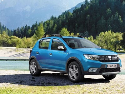 Dacia Sandero Stepway Offers