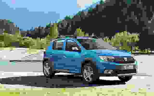 Dacia Sandero Stepway Offers