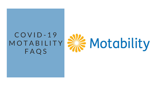 COVID-19 FAQs: Motability