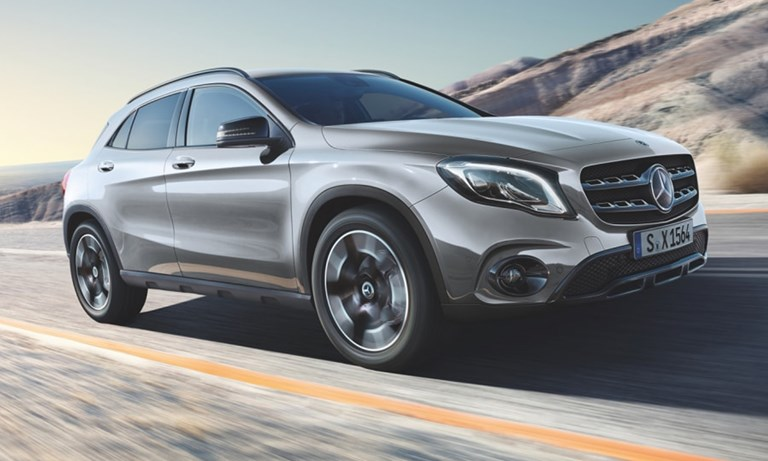 Motability: GLA-Class from £649 Advance Payment
