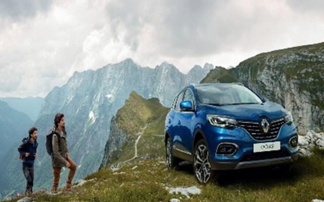 Renault Motability - Kadjar