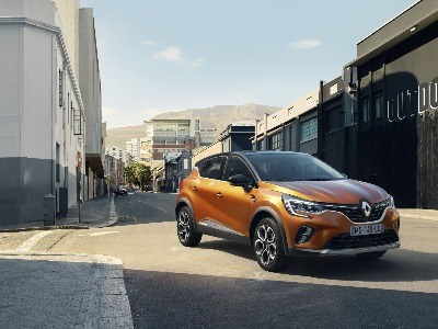 RENAULT BUSINESS - Captur Offers