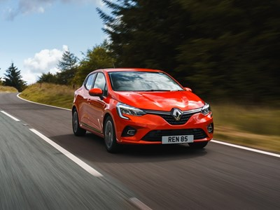 Renault Clio R.S. Line Special Edition Offer!