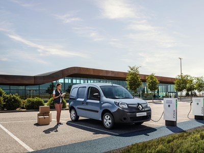 Renault Kangoo Z.E. ELECTRIC - Business Offer