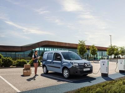 Renault Business - Kangoo  Z.E.