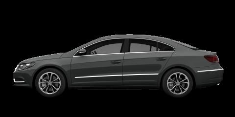 Black Volkswagen CC