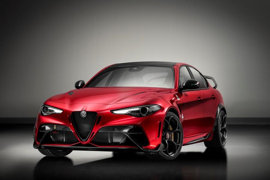 Rebirth of a Legend - Alfa Romeo Giulia GTA