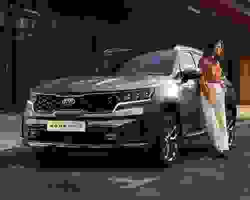 All-New Kia Sorento