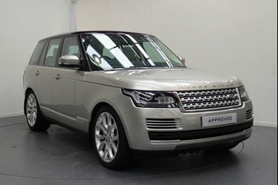 Range Rover Used Car Offer of the Week at our Boston Site