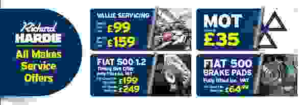All Makes Service Offer