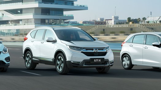 Top Tips For Driving An Automatic Car - Startin Honda Worcester